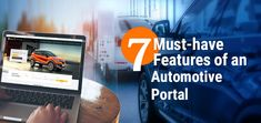 An automotive portal solution is an online platform where new vehicles, used vehicles, technical details, vehicle images and videos, feature comparisons, expert reviews and more are available.  #AutomotivePortal #AutomotivePortalFeatures #EssentialFeatures #Solutions