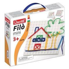 Filo mini – kreatív fűzős képkészítő játék