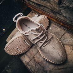 Adidas Yeezy Boost 350 Light Stone / Oxford Tan AQ2661