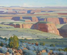 Canyon Country by Utah Based G Russell Case