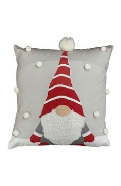 Unique Christmas Decorations & Decor - X-mas list Christmas Sewing, Christmas Gnome, Christmas Pillow, Christmas Art, Christmas Projects, Christmas Holidays, Christmas Ornaments, Christmas Cushions To Make, Christmas Patchwork