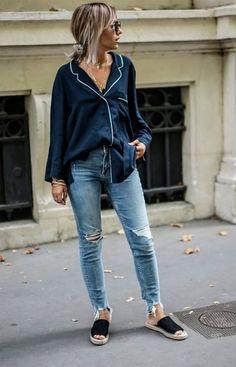 Segundo o relatório de tendências mais buscadas no Pinterest, do qual tivemos acesso, uma das pesquisas campeãs em matéria de moda feminina está aqui, recheando a galeria que te espera...