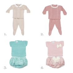 FIRST CLOTHES FOR YOUR NEWBORN BABY / Lace & Ribbons Blog
