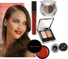 Image detail for -jessica alba inspiration by themakeupblogger