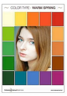 MY COLORS!  except the yellow. no yellow please.