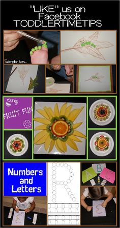 Amazing activities and projects posted daily @ Toddler Time Tips @ https://www.facebook.com/toddlertimetips