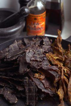 Foodclub — кулинарные рецепты с пошаговыми фотографиями - Вяленое мясо ( jerky)