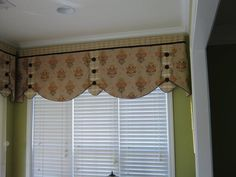 Valances Window Treatments | Via Regina Kindelberger