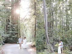kim + andre | big sur & central coast engagement session | pfeiffer big sur state park