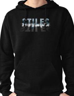 Stiles Fog - Teen Wolf Pullover Hoodie