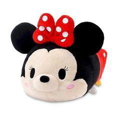 disney tsum tsum | Home Tsum Tsum Medium Disney Minnie Mouse ''Tsum Tsum'' Plush - Medium ...