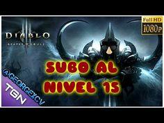 Diablo 3 Hola pichones, continuamos con la aventura en Diablo 3 Reaper of Souls Gameplay Español PC y hemos alcanzado el nivel 15, vamos mejorando un poquito, pasar a verlo, espero que os guste.