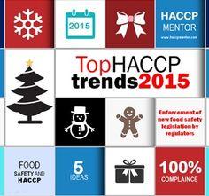 Top 5 HACCP Trends of 2015 - HACCP Mentor