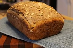 Sourdough Multigrain Bread with Einkorn and Spelt
