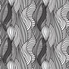 16583673-Seamless-abstract-hand-drawn-pattern-hair-background-Stock-Vector.jpg (1300×1297)