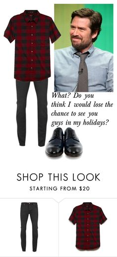 """""""Mike Jackson"""" by trislessa ❤ liked on Polyvore featuring Neuw, 21 Men and Paul Smith"""