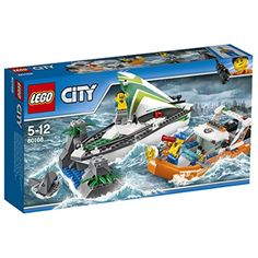 LEGO City Toys are available now! Swing by Mighty Ape to check out the entire LEGO City range. Lego City Police, Lego City Helicopter, Buy Lego, Lego Coast Guard, Coast Guard Rescue, Lego City Sets, Lego Sets, Lego Boot, Shopping
