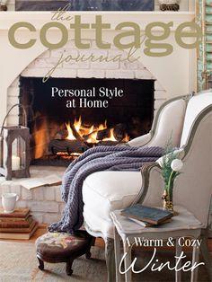 Tremendous 70 Best The Cottage Journal Covers Images In 2019 Chalet Download Free Architecture Designs Pendunizatbritishbridgeorg
