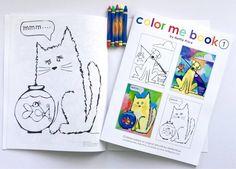 Color Me Book 1 Coloring Book – Nettie Price Sparkling Art