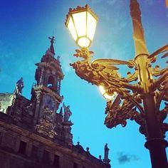 #Valencia. Beautiful by day, amazing by night. #lovingValencia