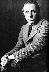 Famous Hollywood director D.W. Griffith