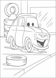 Kleurplaten Uitprinten Cars.9 Verrukkelijke Afbeeldingen Over Kleurplaten Cars Coloring