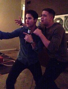 Darren and Mark lol