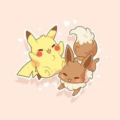 Pikachu Drawing, Pikachu Art, Cute Pikachu, Pokemon Fan Art, Cute Pokemon Wallpaper, Cute Disney Wallpaper, Cute Cartoon Wallpapers, Pichu Pokemon, Pokemon Eeveelutions