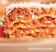 Slow Cooker Lasagna is the best!