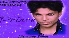 CELEBRITY EXCLUSIVE PSYCHIC READING: PRINCE