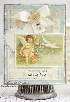 sending you lots of love... ~ Cupcake's Creations