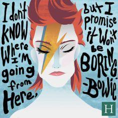 40 images hommage à David Bowie - page 2