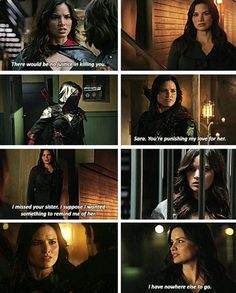 Arrow - Nyssa #3.16 #Season3