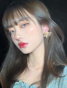 { تملكني ابن عمي }*مكتمله* - { تملكني ابن عمي } - Wattpad Cute Makeup Looks, Pretty Makeup, Asian Makeup, Korean Makeup, Korean Short Hair, Korean Beauty Girls, Luscious Hair, Ulzzang Korean Girl, Uzzlang Girl