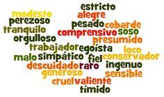 La personalidad - La página del españolLa página del español