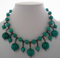beaded necklace | handcrafted jewelry gallery beaded necklaces about advertise antique ...