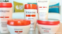 """Hair  Kérastase Nutritive Range for Dry Hair   I can't believe in two days we'll be in September! This is just nonsense!! Where did summer go? Well it seemed to have past so fast but when I run my hand through my hair the slightly """"crsipy"""" feeling tells me I have quite enjoyed myself this summer. UV rays swimming pool chemicals salty water sand and quite frequent washes due to the summer heat have left my hair in less than optimal condition. That is why I was so enthusiastic to try the New…"""