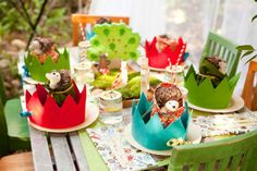 party favors/table decorations