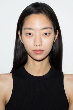 The faces of the season – unadorned and before the hype Face Reference, Photo Reference, Asian Male Model, Asian Models, Fair Skin Makeup, Head Anatomy, Face Profile, Asian Eye Makeup, Asian Eyes