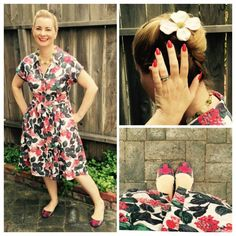 What I Wore: Daily Outfits From The Glamorous Housewife