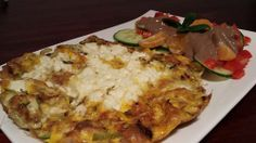 Falafel Feta Pizza mit Gurken- Mandarinen Salat,am einfachsten ist es doch das Handy in die Hand zunehmen und den Pizzaservice anzurufen. Ab...