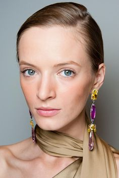 Ralph Lauren Spring 2015 Ready-to-Wear - Beauty - Gallery - Look 99 - Style.com