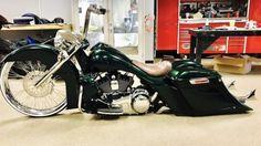 eBay: 2013 Harley-Davidson Touring Harley Davidson Road King #harleydavidson #harleydavidsonbaggerroadking