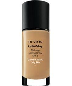 Revlon colorstay foundation - best drugstore foundation for dry skin