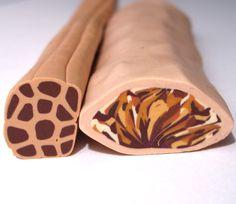 Cookie dough or fondant: turtle patterns