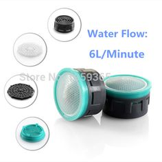 Water Saving Faucet Aerator 6L Core Part Eco-Friendly Spout Bubbler Filter Accessories Special offer ON SALE #clothing,#shoes,#jewelry,#women,#men,#hats,#watches,#belts,#fashion,#style