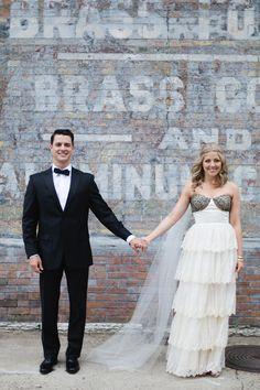 http://clewellphotography.com  wedding | minneapolis | bride | groom | bhldn