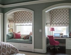 Dream girls bedroom from Homebunch and other totally cool kids bedrooms