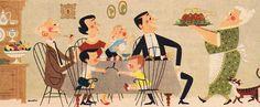 S.O.S Ad, 1955