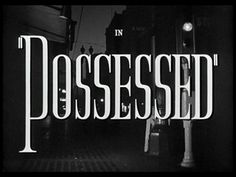 Possessed movie title